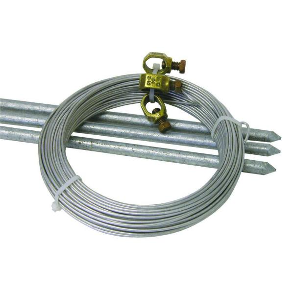3 ft. Complete Grounding Kit