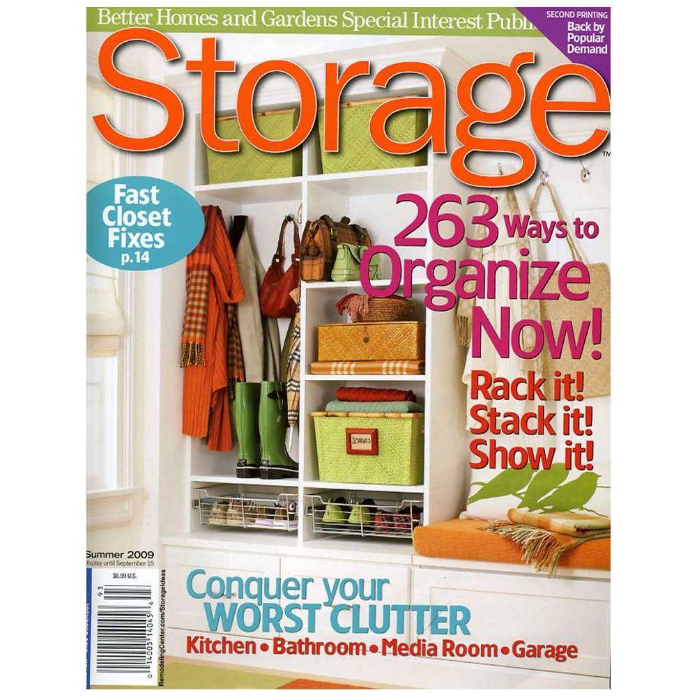 Bhg Storage Magazine