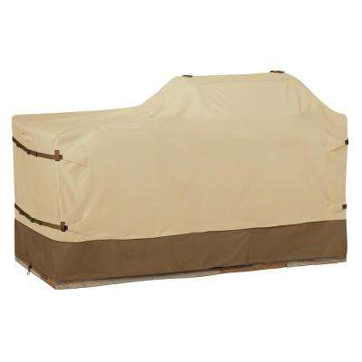 Veranda Large Left/Right Head Island Grill Cover