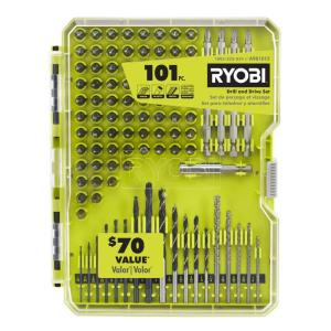 Ryobi A981013 101-Piece Drill and Drive Set