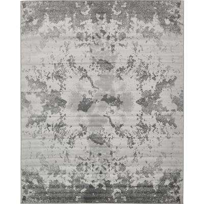 Metro Glaze Light Gray 8' 0 x 10' 0 Area Rug