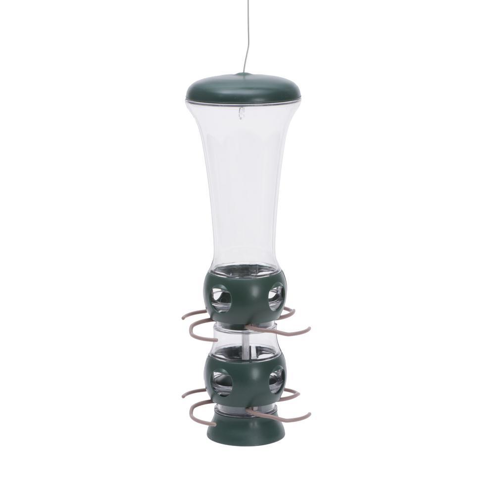 Select-A-Bird Tube Hanging Bird Feeder - 3.5 lb. Capacity