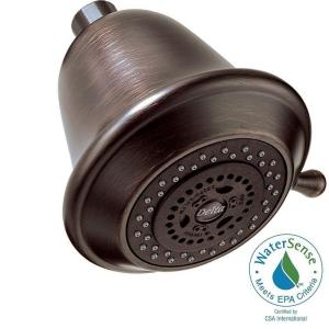 3setting 3spray touchclean shower head in venetian bronze