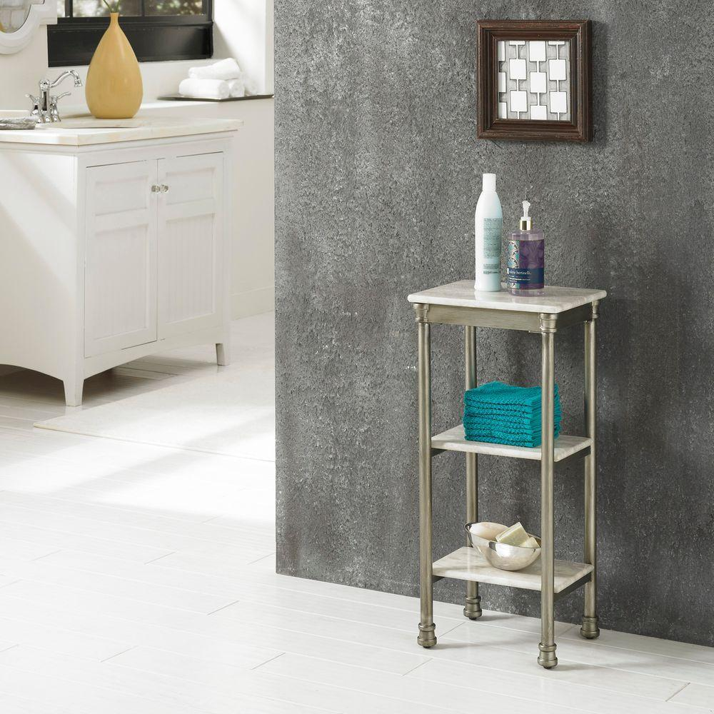 Home Styles Orleans Gray Marble Storage Furniture-5760-103 - The ...