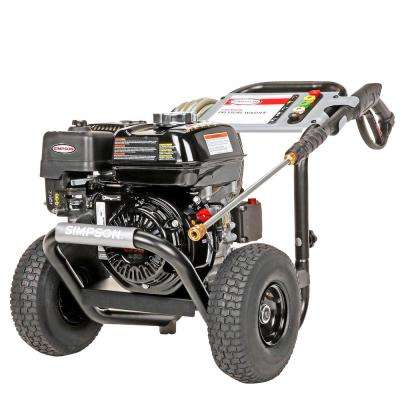 SIMPSON PowerShot PS3228-S 3300 PSI at 2.5 GPM HONDA GX200 Cold Water Pressure Washer