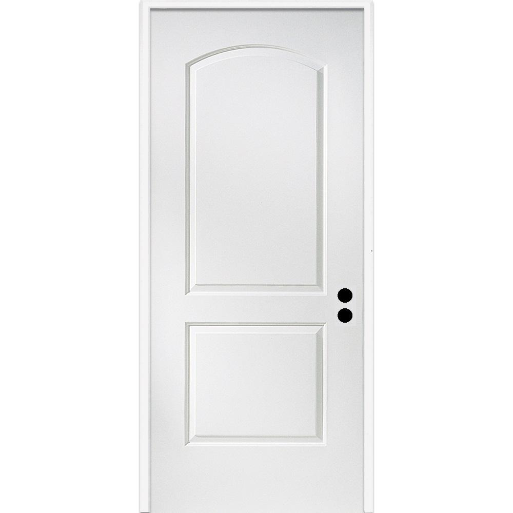 MMI Door 32 in. x 80 in. Caiman Left-Hand Primed Composit...