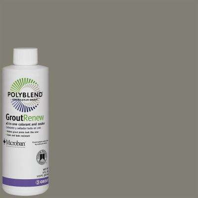Polyblend #09 Natural Gray 8 oz. Grout Renew Colorant
