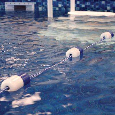 18 ft. Safety Rope Line Kit for Swimming Pools