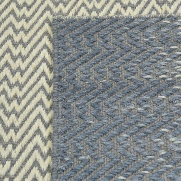 Solo Rugs Clara Contemporary Steel 9 Ft X 12 Ft Hand Woven Area Rug S3011 09001200 Gray The Home Depot