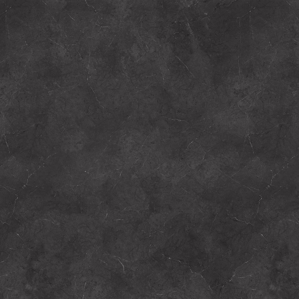 Wilsonart 60 in. x 144 in. Laminate Sheet in Black Alicante with Premium Textured Gloss Finish