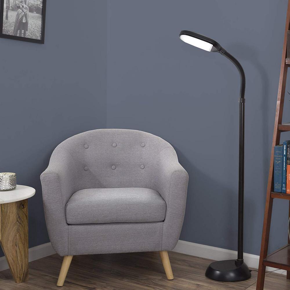Led Sunlight Floor Lamp With Dimmer