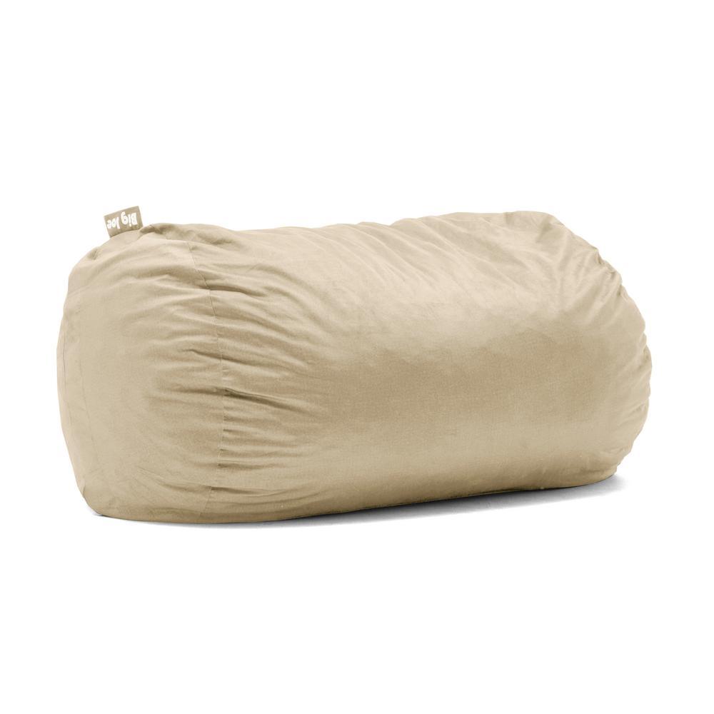 Media Lounger Shredded Ahhsome Foam Oat Lenox Bean Bag