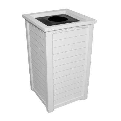White Trash Can