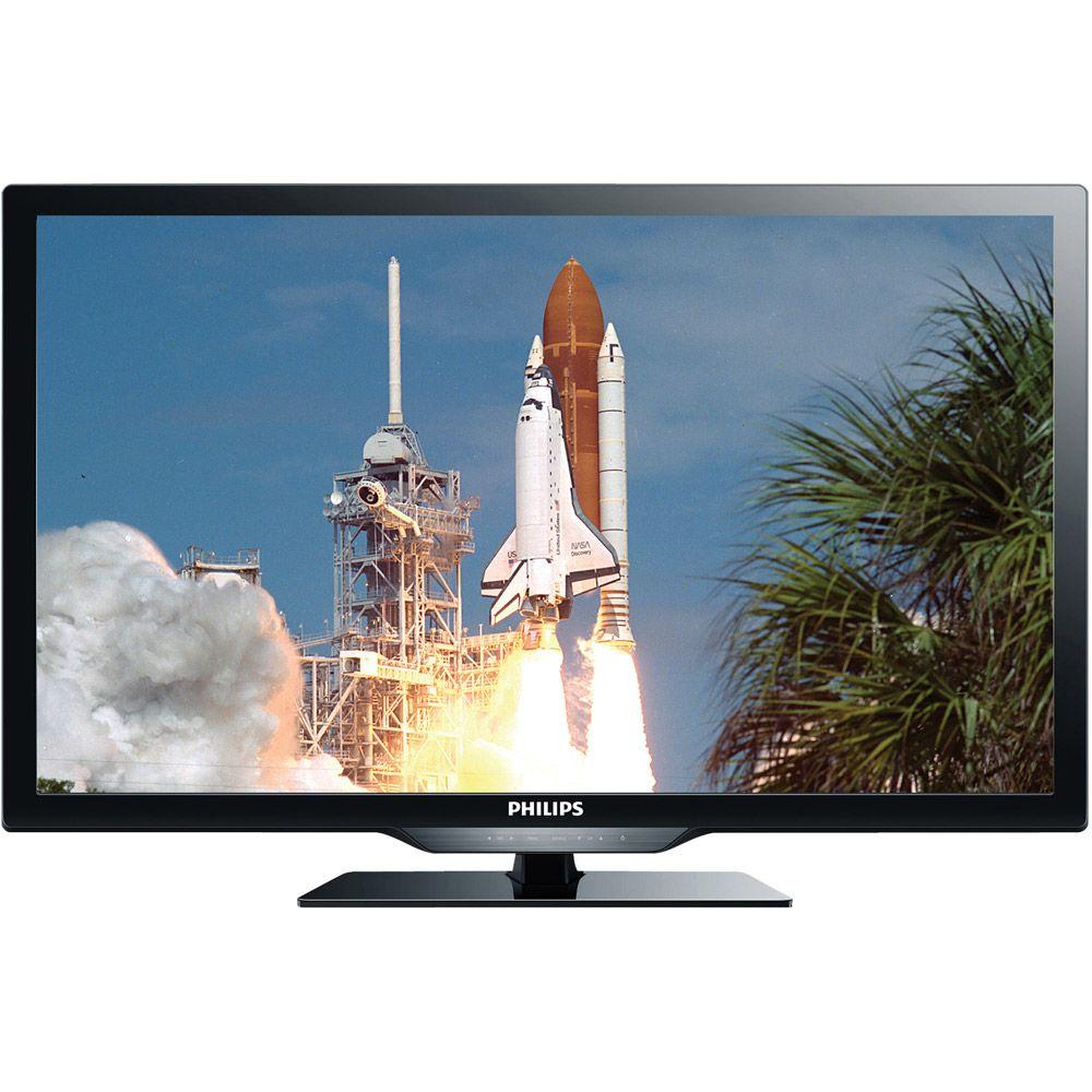 Philips 4000 Series 32 in. Class LED 720p 60Hz HDTV-DISCONTINUED