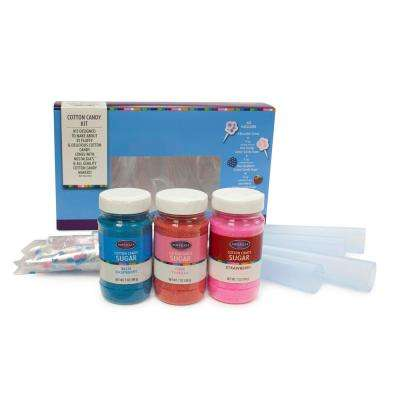 Flossing Sugar Cotton Candy Kit