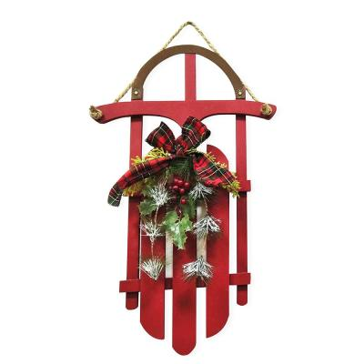 22 in. Holiday Wall Decor