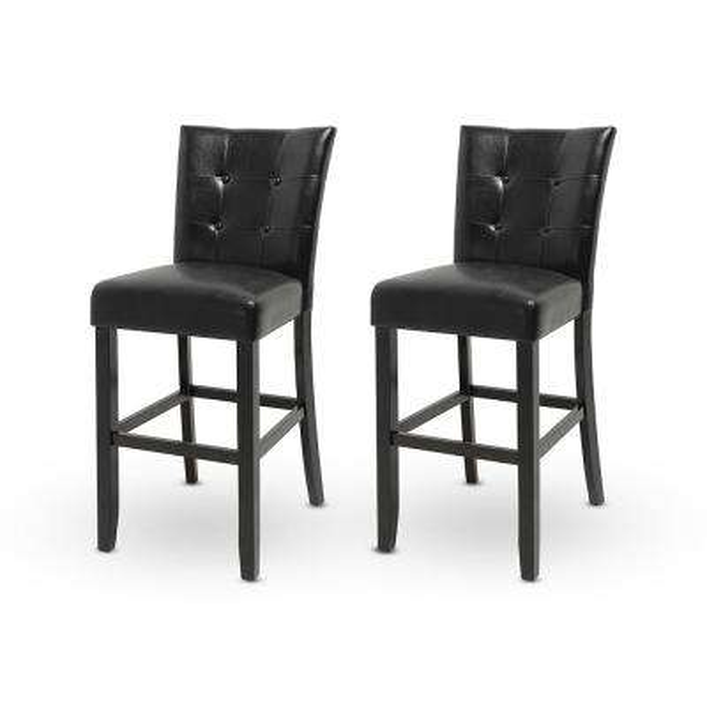 Monarch Bar Chair (Set of 2)