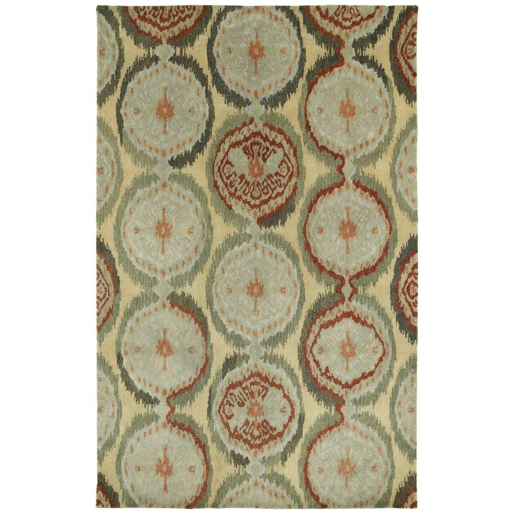 Kaleen Soho Stratford Beige 5 ft. x 7 ft. 6 in. Area Rug