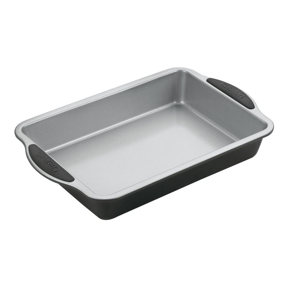 Steel Rectangular Cake Pan