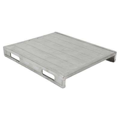 40 in. x 47 in. Heavy Duty Solid Deck Steel Pallet