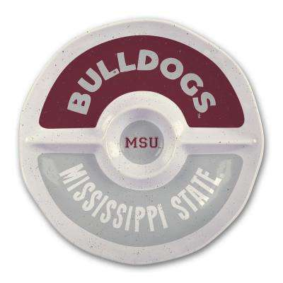 Mississippi State 15 in. Chip and Dip Server