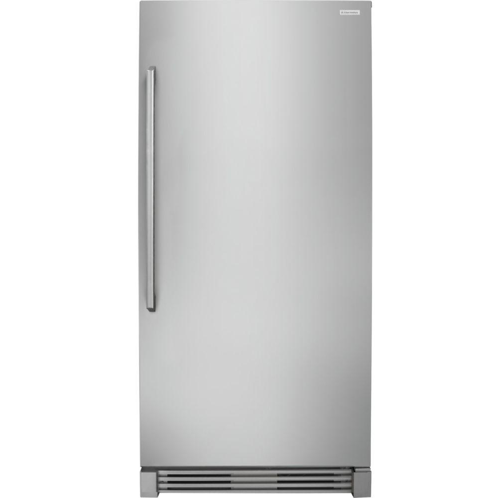 IQ-Touch 18.5 cu. ft. Freezerless Refrigerator in Stainless Steel, Counter Depth