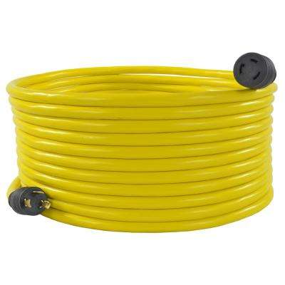 50 ft. 10/3 STW L5-30 Generator Power Extension Cord