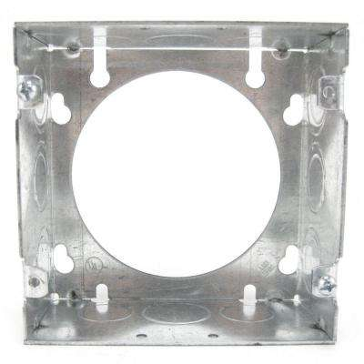 4-11/16 in. 42 cu. in. Steel Square Box Extension Ring (Case of 25)