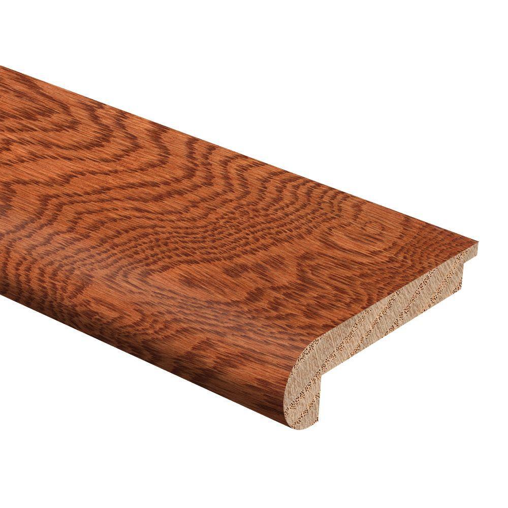 Zamma Ginger Snap Oak 5 16 In Thick X 2 3 4 In Wide X 94