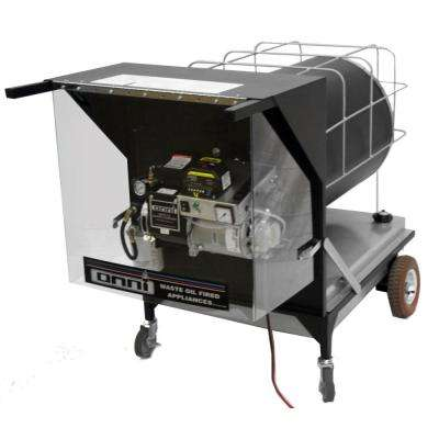 150,000 BTU Portable Waste Oil Heater