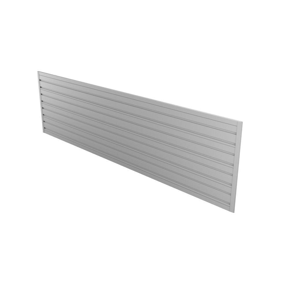 Norsk Slatwall Panel Kit (8-Piece)