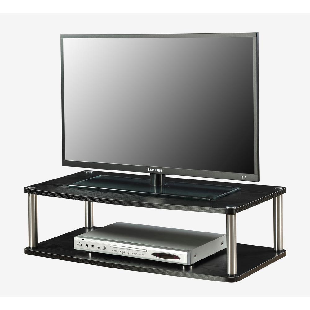 Convenience Concepts Designs2go Xl 2 Tier Tv And Monitor Swivel