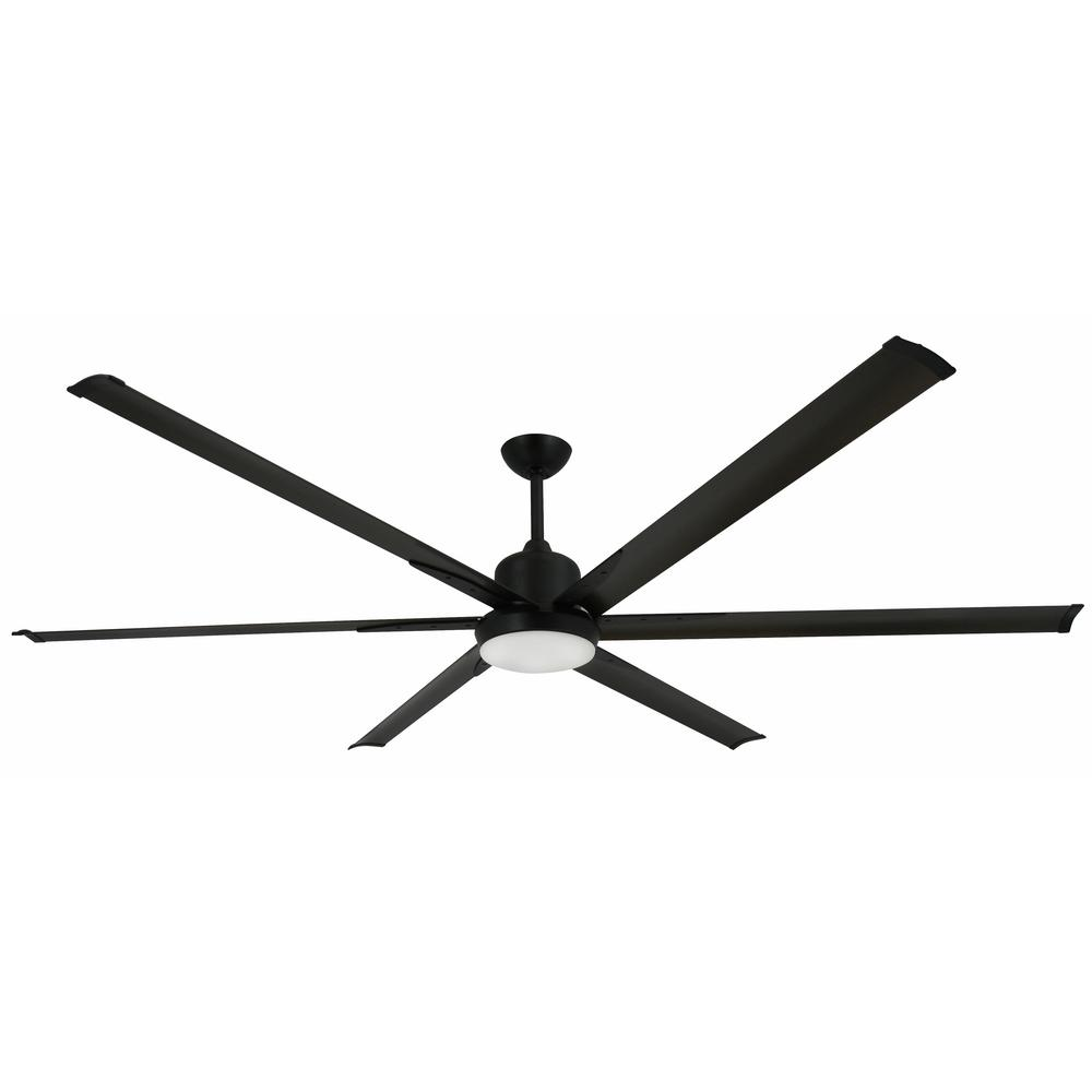 Indoor Outdoor Oil Rubbed Bronze Ceiling Fan And Light
