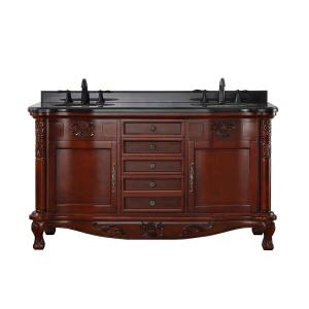 Home Decorators Reidhurst 60 in. W x 22 in. D Bath Vanity Deals