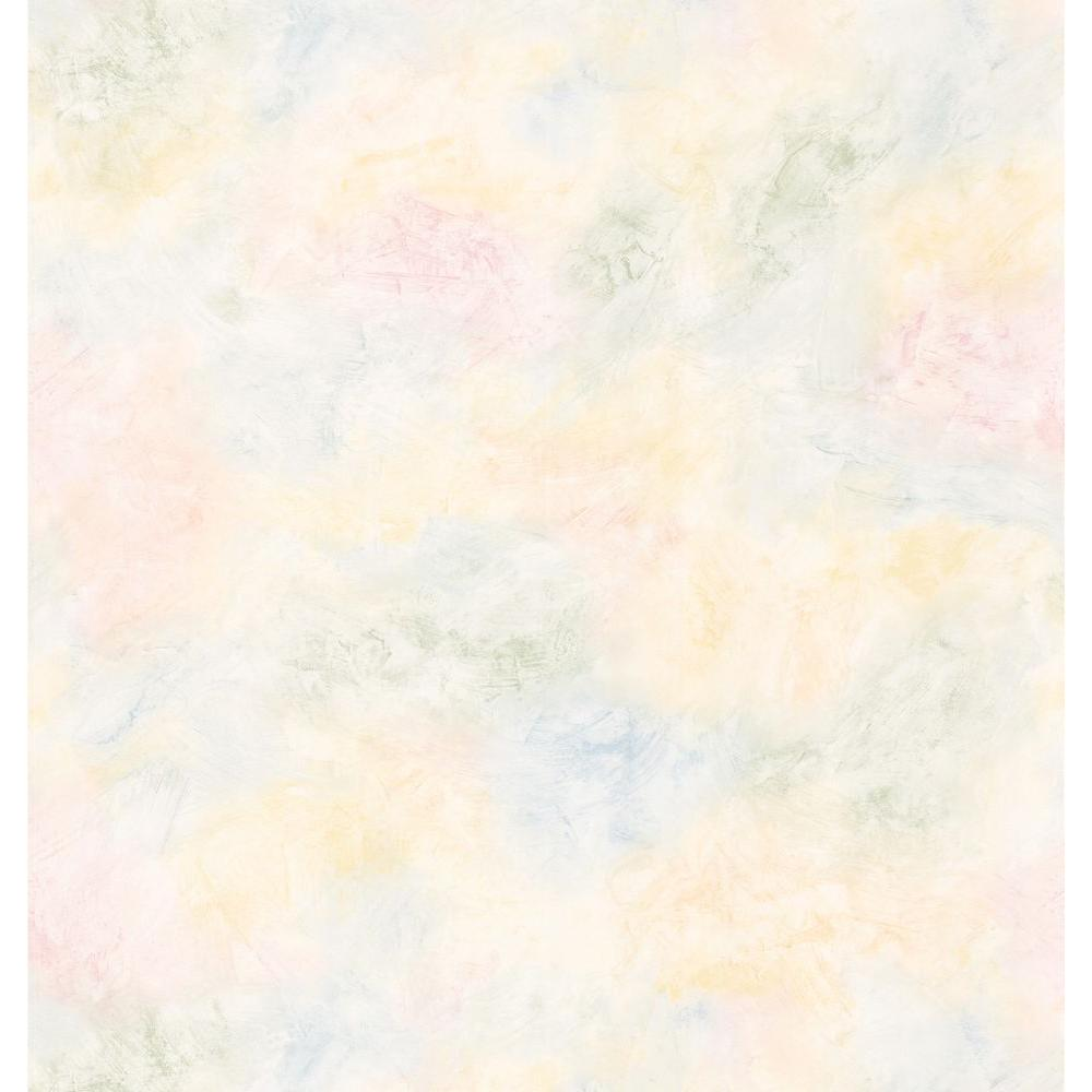 Brewster Kitchen Bath Bed Resource III Pastel Texture Wallpaper