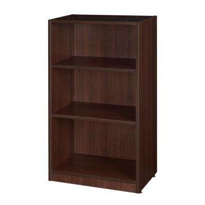 Legacy Java Stand Up Bookcase without Top