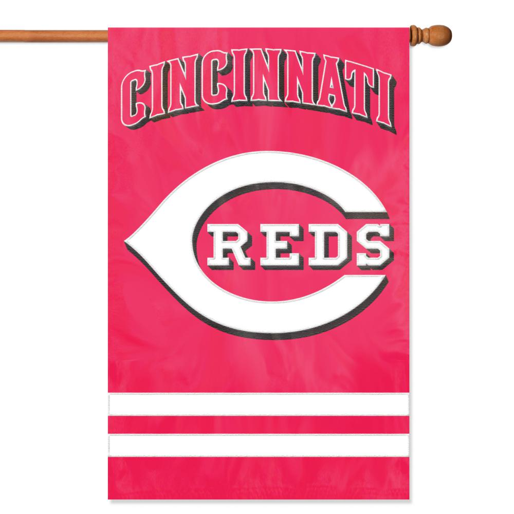 7ae3f25f Cleveland Indians 28 x 44 House Banner Flag Party Animal AFCLE Outdoor Flags