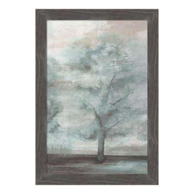 """Enchantments I"" by Eva Watts Framed Canvas Wall Art"