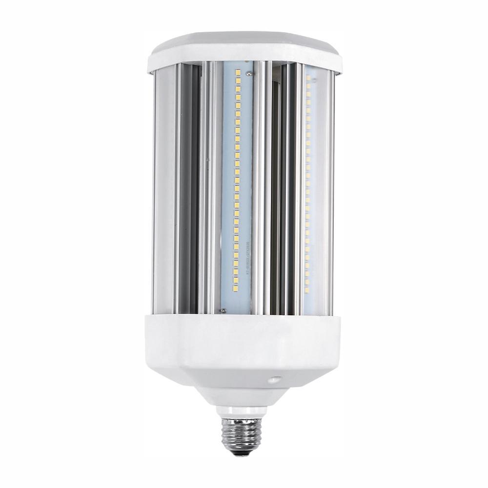 500-Watt Equivalent Corn Cob LED High Lumen Daylight (5000K) Utility LED Light Bulb  (4-Pack)