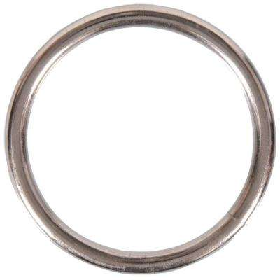 0.283 in. Wire x 3 in. Inside Diameter Nickel-Plated Welded Ring (10-Pack)