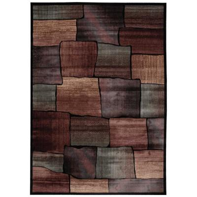 Expressions Multi 10 ft. x 14 ft. Area Rug