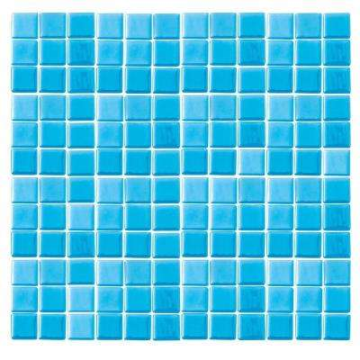 Futurez Hendrix-3001 Glow In The Dark 12 in. x 12 in. Mesh Mounted Floor & Wall Tile (5 sq. ft. / case)