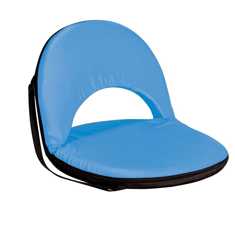 Fabulous Picnic Time Sky Blue Oniva Recreational Reclining Seat Inzonedesignstudio Interior Chair Design Inzonedesignstudiocom