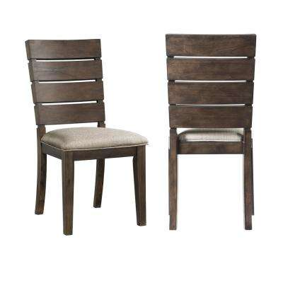 Murphy Walnut Dining Chair (Set of 2)