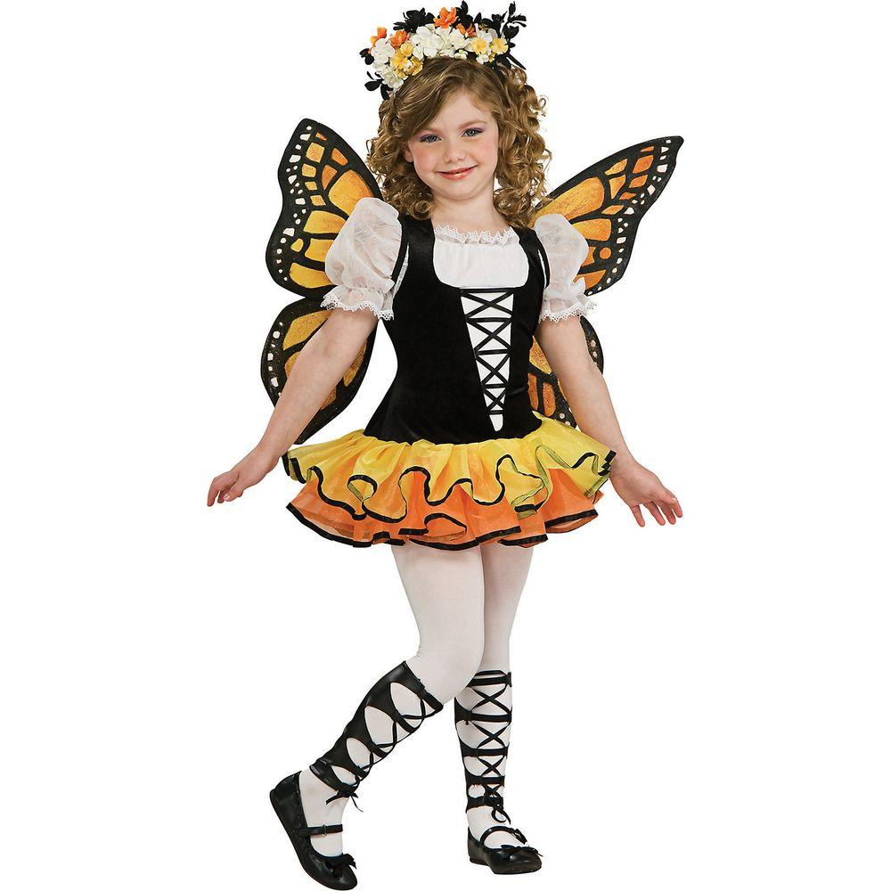 rubies costumes girls monarch butterfly costume