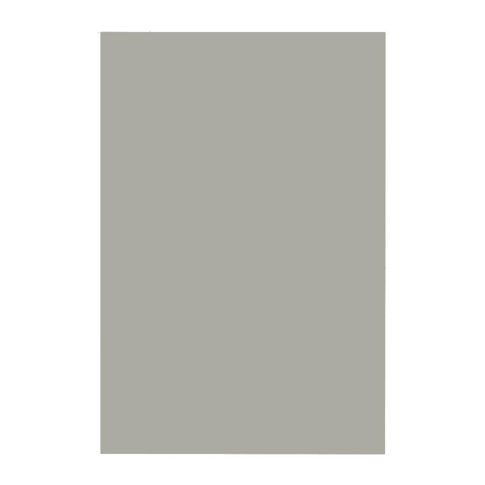 0.1875x34.5x23.25 in. Matching Base Cabinet End Panel in Dove Gray