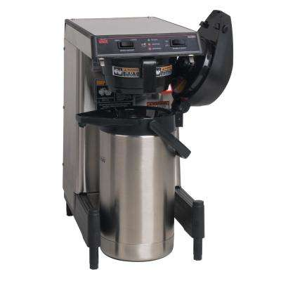 Thermal Server Coffee Brewer in Silver