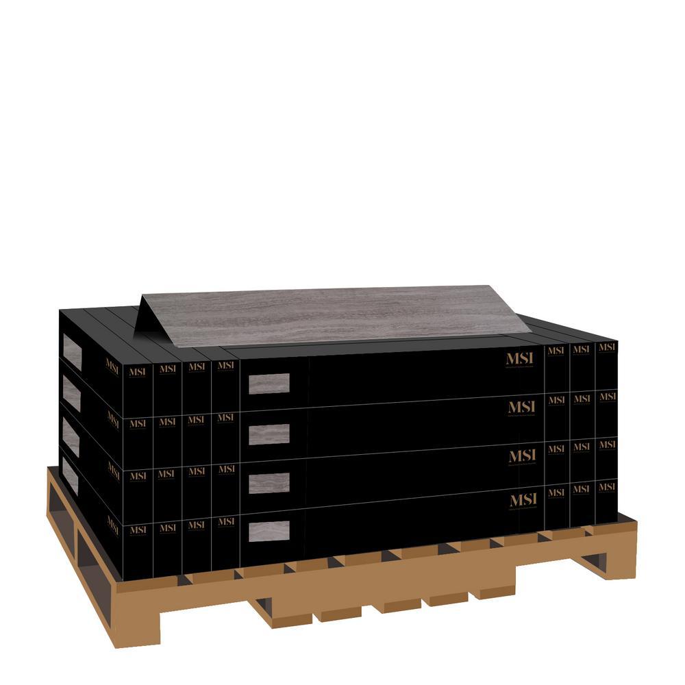 Hercules Blonde 7 in. x 48 in. Luxury Vinyl Plank Flooring (55 cases / 1307.35 sq. ft. / pallet)