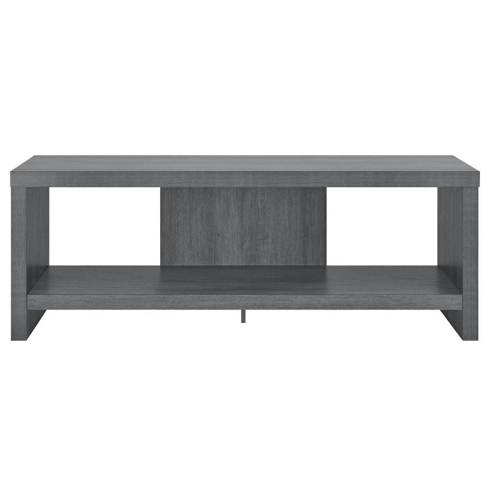 Ameriwood Vantage Gray Oak 60 in. TV Stand HD53346