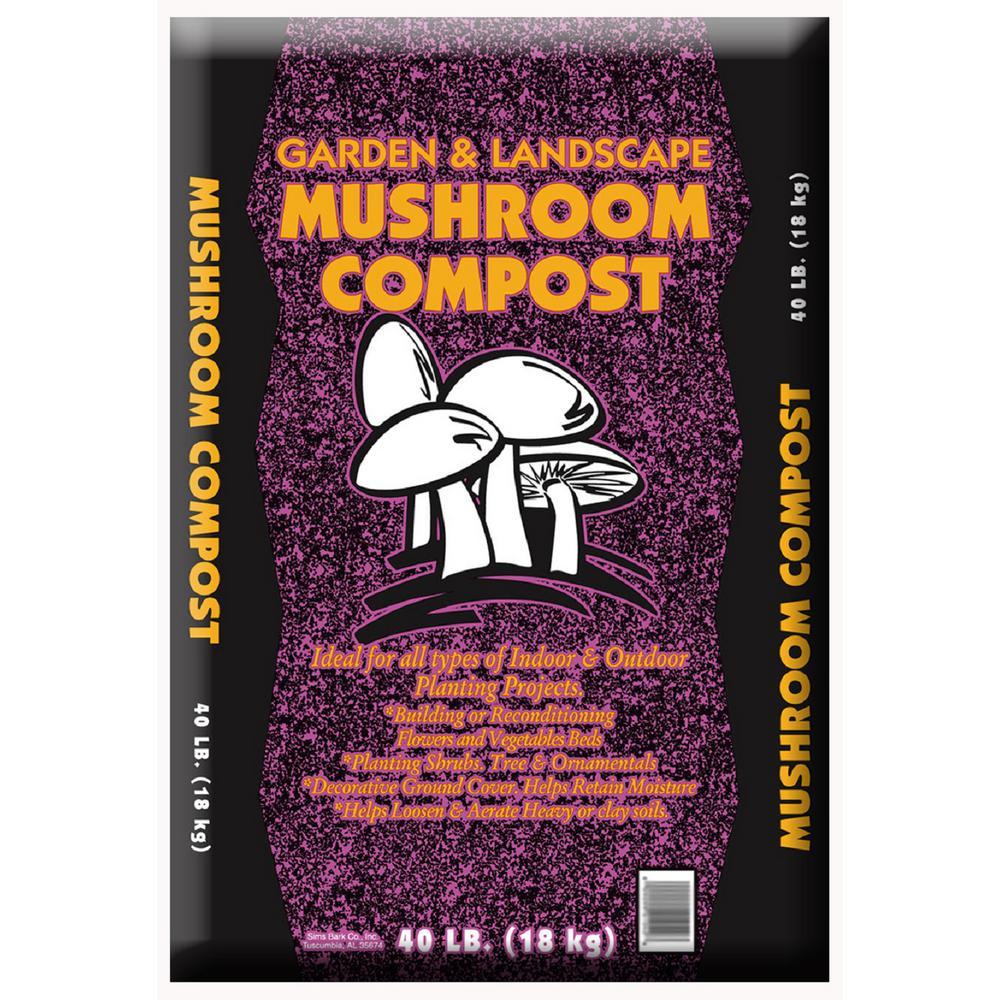 40 lbs. Mushroom Compost